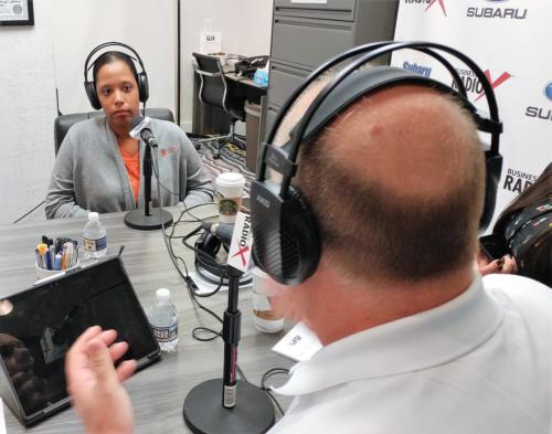 Dr. Wright interviewed by Steven on Gwinnett Business Radio res