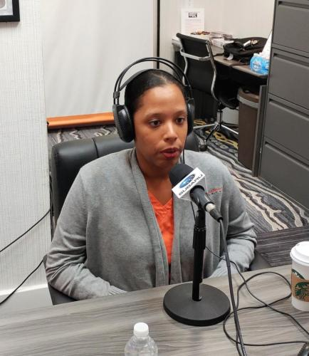 Dr. Wright on Business RadioX res